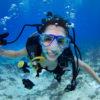Felicidade debaixo d'água! - Cozumel, México