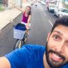 Nosso melhor meio de transporte! - Cozumel, México