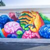 Grafite por Jason Botkin - Cozumel, México