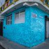Grafite por Ian Ross - Cozumel, México