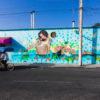Grafite por Amanda Lynn - Cozumel, México