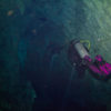 Grand Cenote: águas tão cristalinas que a sensação é de estar voando. - Tulum, México