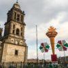 Profundo no Mundo - Cidade do México